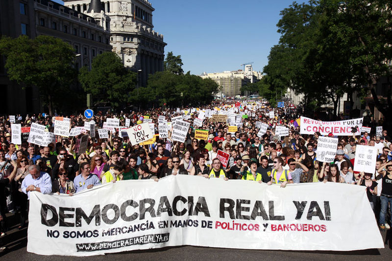 ¿Democracia? ¡Absolutamente! ¿Pero bajo cuálforma?
