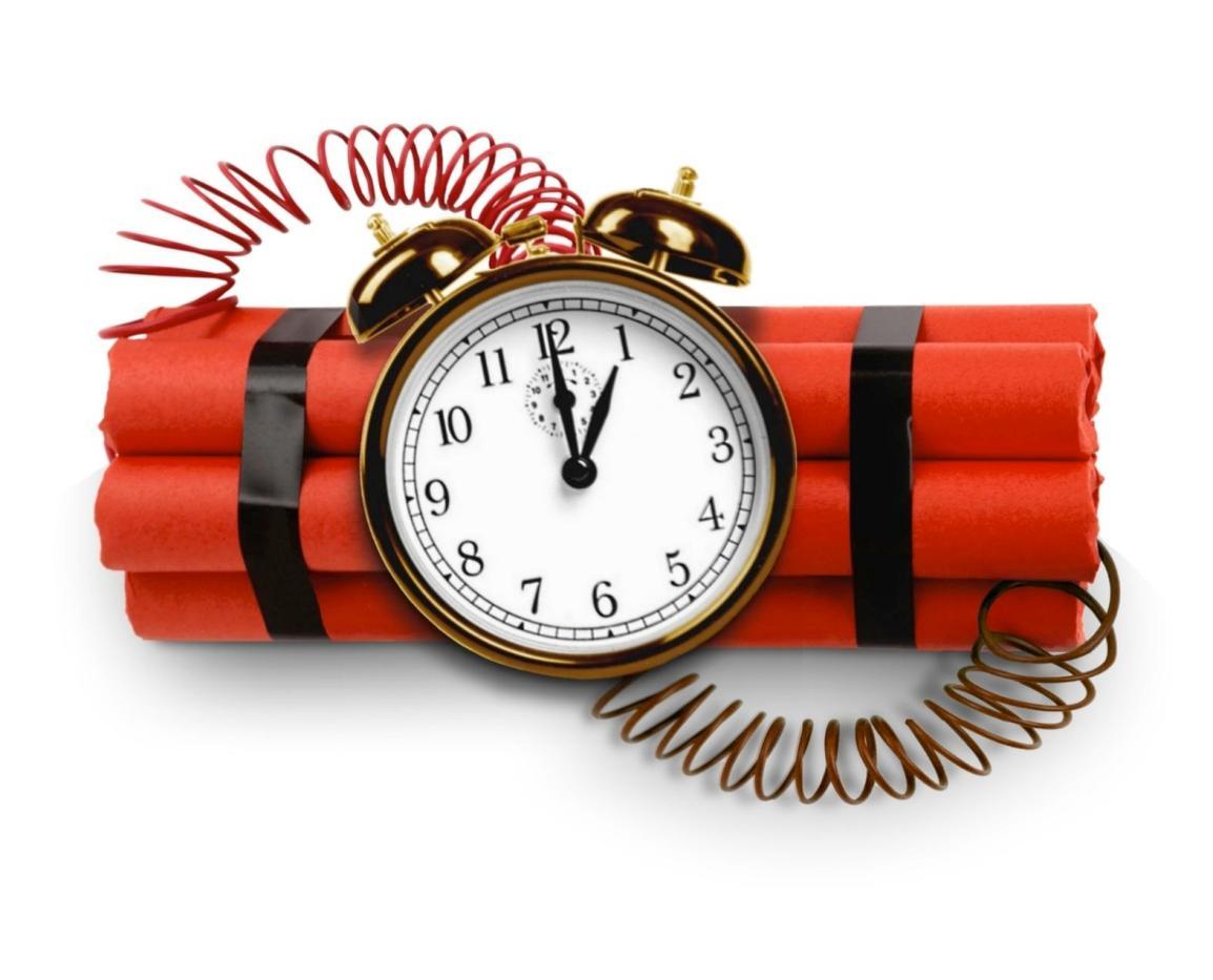 Bombas de relojería vivientes. La amenaza real delextranjero