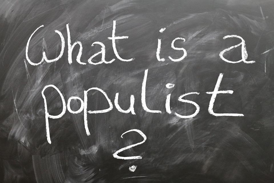 Populismo o liberalismo