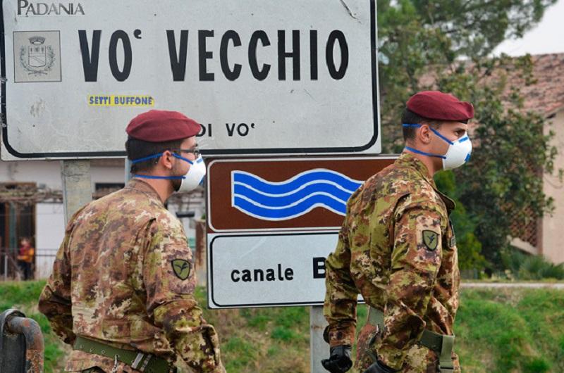 """CORONAVIRUS: Pandecracia o Burocracemia a la luz de la """"Batalla deVéneto"""""""
