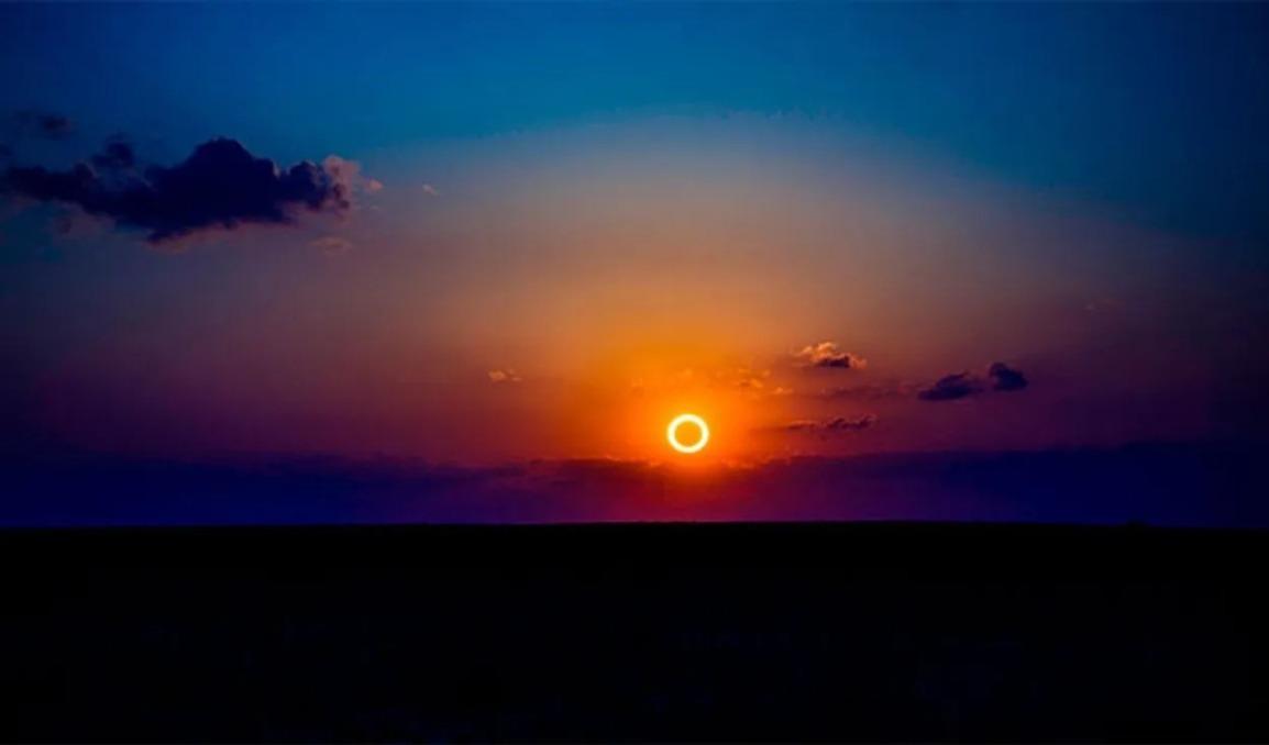 El eclipse de unrey