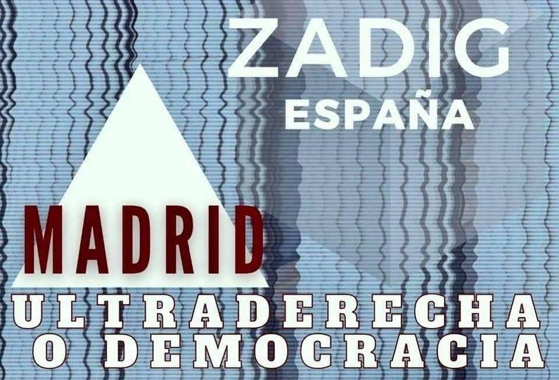 DECLARACION DE ZADIG MADRID